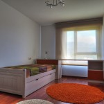 fotografía de interiores Habitacion naranja