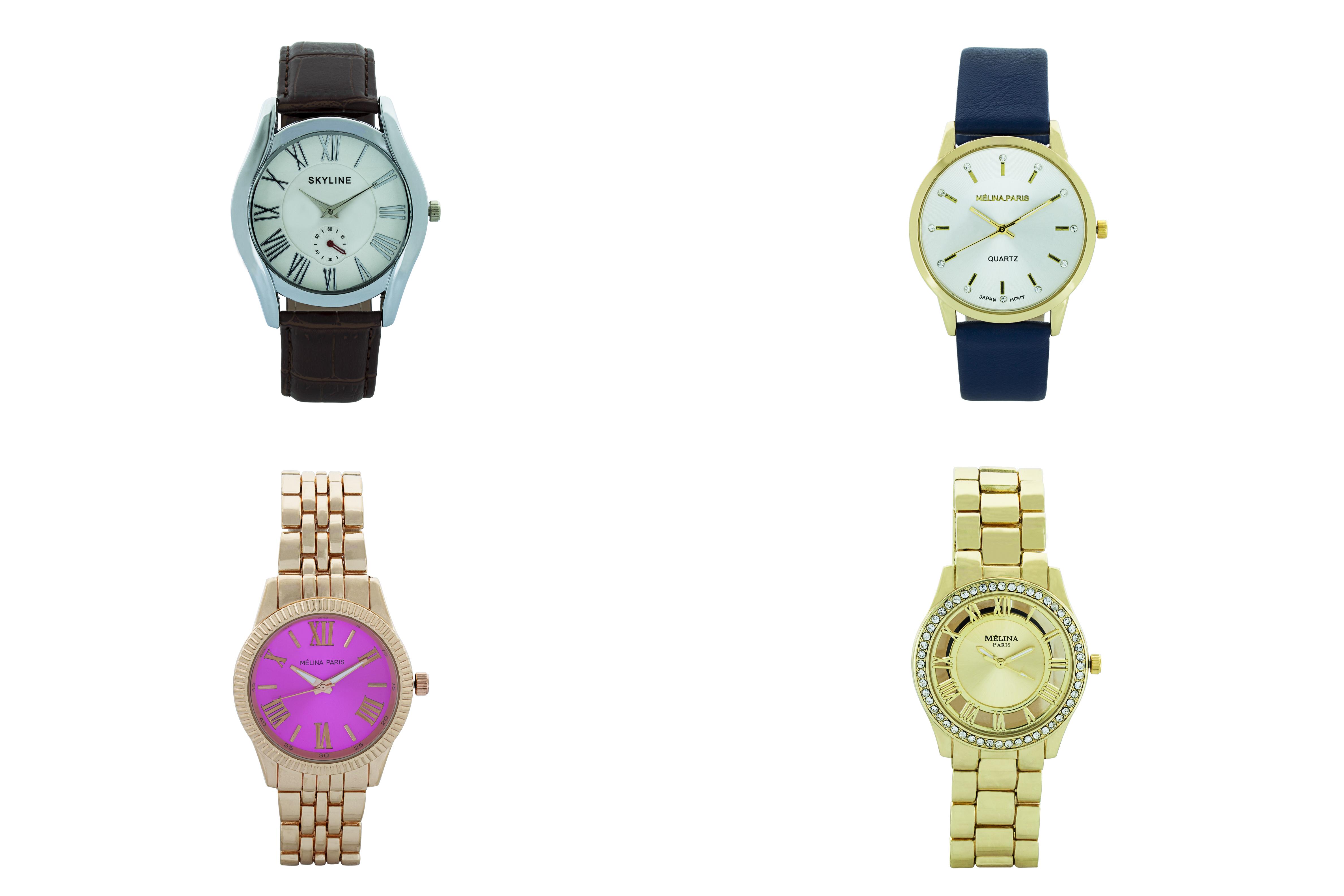 Composición relojes